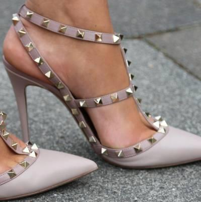 Zapatos Valentino Con Tachuelas Precio