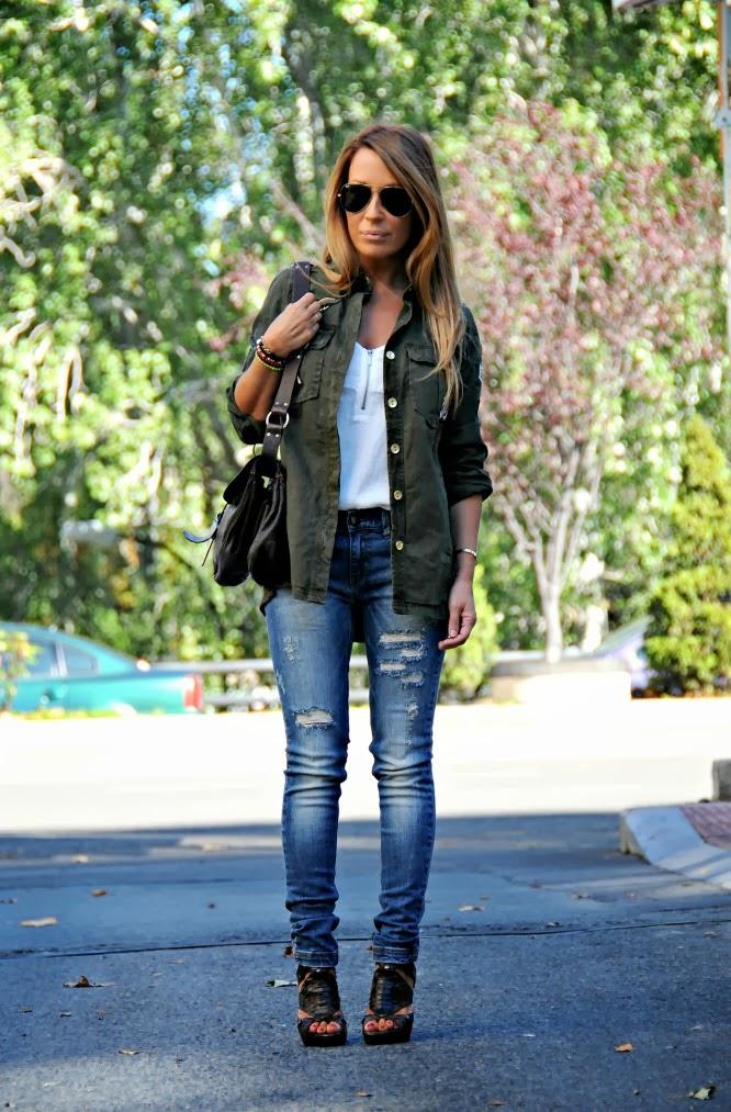 02a-street style-gaucho-dior-gladiator-parka-jeans