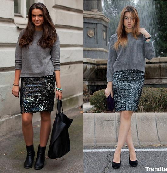 street-style-falda-lentejuelas-jersey-punto